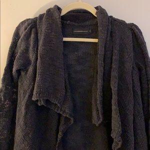 Eternal Sunshine Creations black cardigan size S!